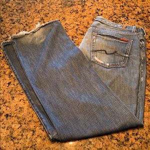 7 for all man kind relaxed fit jeans